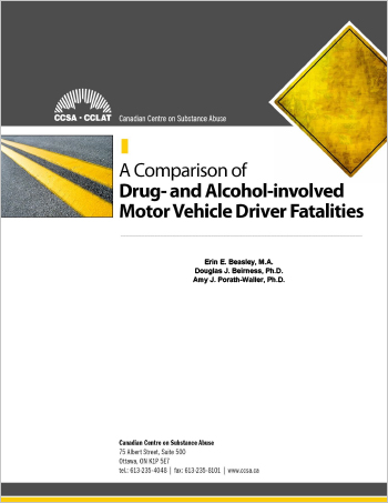 A Comparison of Drug- and Alcohol-involved Motor Vehicle Driver Fatalities