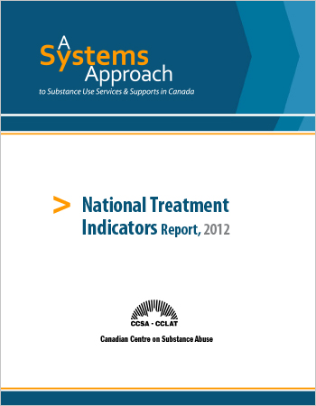 National Treatment Indicators Report: 2009-2010 Data