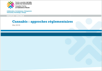 Cannabis : approches réglementaires
