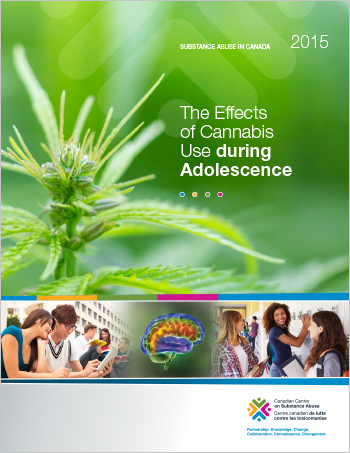 The Effects of Cannabis Use during Adolescence  (Report)