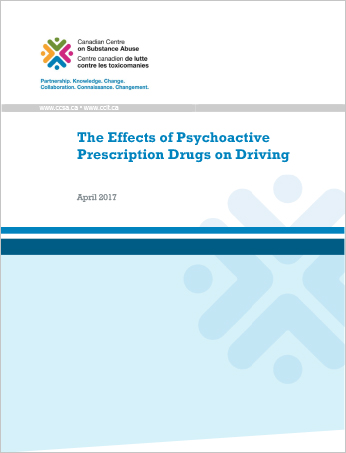 The Effects of Psychoactive Prescription Drugs on Driving (Report)