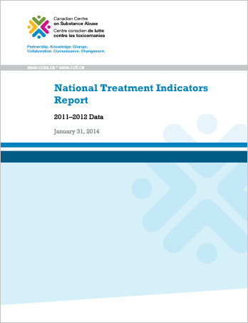 National Treatment Indicators Report: 2011-2012 Data