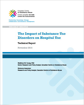 The Impact of Substance Use Disorders on Hospital Use (Technical Report)