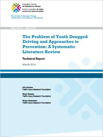 The Problem of Youth Drugged Driving and Approaches to Prevention: A Systematic Literature Review