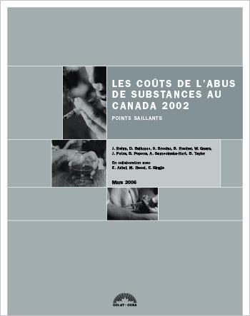 Les coûts de labus de substances au Canada 2002 (Points saillants)
