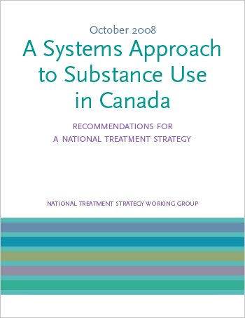 A Systems Approach to Substance Use in Canada