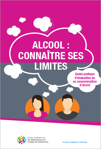 Alcool : connaître ses limites : guide pratique d'évaluation de sa consomation d'alcool