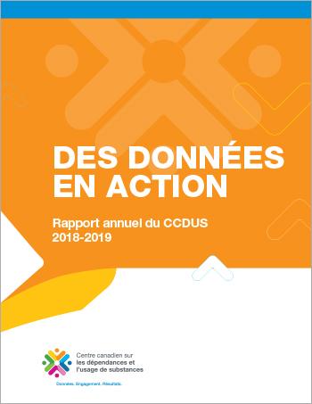Des Données en action : rapport annuel du CCDUS 2018-2019