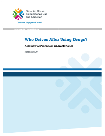 Who Drives After Using Drugs? A Review of Prominent Characteristics