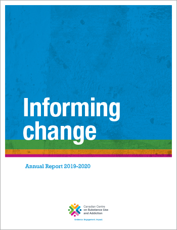 Informing Change: CCSA Annual Report, 2019-2020