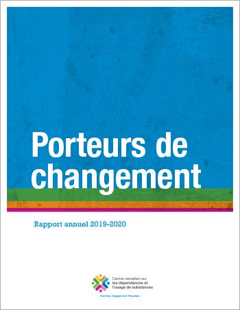 Porteurs de changement : Rapport annuel du CCDUS 2019-2020