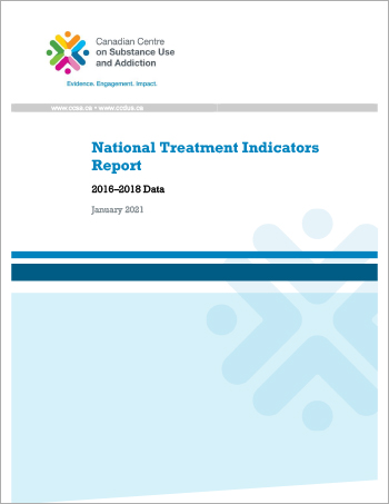 National Treatment Indicators Report: 2016-2018 Data
