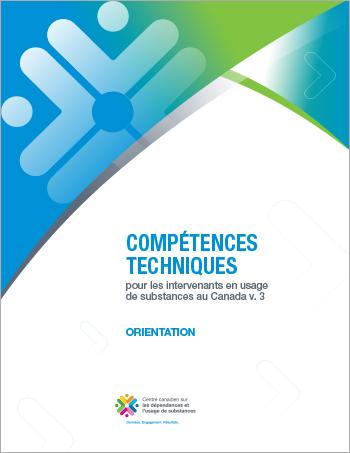 Orientation (Compétences techniques pour les intervenants en usage de substances au Canada)